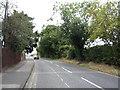 TQ3097 : Looking east on Hadley Road by JThomas