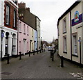 SO3700 : Northern end of Maryport Street, Usk by Jaggery