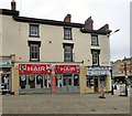 SJ8990 : Shops on Bridge Street by Gerald England