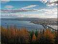 NH6548 : Ord Hill Viewpoint by valenta