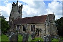 TQ5045 : Church of St Mary by N Chadwick