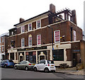 "TQ3575 : ""The Ivy House"" public house, Nunhead by Julian Osley"