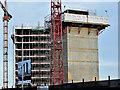 J3474 : City Quays hotel site, Belfast - November 2016(4) by Albert Bridge