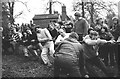 SJ4259 : Aldford Tug of War, May Day 1979 by Jeff Buck