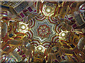 ST1776 : Arab Room Ceiling: Cardiff Castle by Dylan Moore