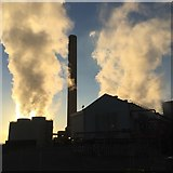 SS7788 : Industrial Skyline by Alan Hughes
