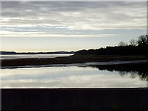 SH5738 : The Glaslyn Estuary by John Lucas