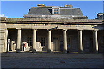 SX4653 : Police Building, Royal William Yard by N Chadwick