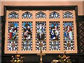 SJ9295 : East Window by Gerald England