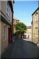 NZ2742 : Durham city: Owengate by Christopher Hilton