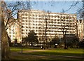 TQ3081 : Imperial Hotel, Russell Square by Julian Osley