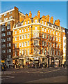 TQ3082 : Morton Hotel, Russell Square by Julian Osley