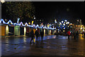 TG2208 : Christmas lights at the Market Place by Evelyn Simak