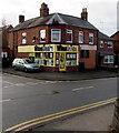 SO9669 : Wine Cabin, Aston Fields, Bromsgrove  by Jaggery