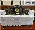 SJ9295 : John France's clock by Gerald England