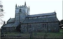 SK4665 : Ault Hucknall, Nr Glapwell, Derbyshire by David Hallam-Jones