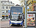 J3374 : Ulsterbus Goldline coach, Belfast (December 2016) by Albert Bridge
