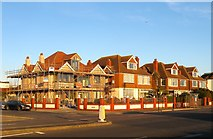TQ2704 : 259-265, Kingsway, Aldrington, Hove by Simon Carey