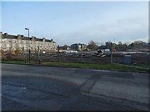 NS4074 : Castle Point development under construction by Lairich Rig