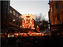 SP0686 : Frankfurt Christmas Market, Birmingham by Stephen McKay