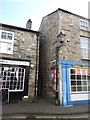 SD6178 : The end of Salt Pie Lane, Kirkby Lonsdale by David Smith
