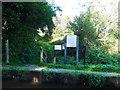 SJ4835 : Mosses Trail, post 12, Whixall Moss by Christine Johnstone