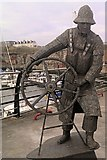 NZ4349 : The Coxswain - at Seaham Harbour Marina by John Ryles