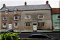 ST5546 : Late 17th century houses, St Thomas Street, Wells by Jaggery