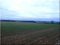 SE5214 : Field Viewed from White Ley Road by Jonathan Clitheroe
