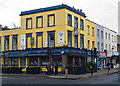 TQ2884 : Quinn's Free House, Camden Town by Julian Osley