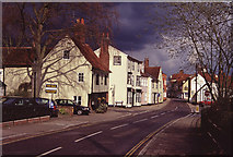 TL8422 : West Street, Coggeshall by Stephen McKay