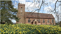 SO8483 : Kinver - St Peter's Church by Colin Park