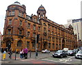 SJ8497 : Old fire station, London Road, Manchester by Jaggery