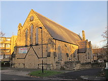 NZ2364 : The Church of St. Philip, St. Philip's Close, NE4 by Mike Quinn