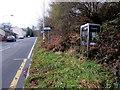 SO2000 : Overgrown BT phonebox, Cwm Nant Gwynt  by Jaggery