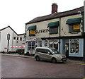 SJ6552 : Teresa's Ice Cream Parlour, Nantwich by Jaggery