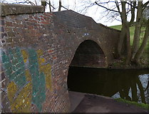 SO8785 : Middle Bridge and the Stourbridge Canal by Mat Fascione