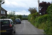 TQ5247 : Road in Charcott by N Chadwick