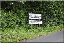 TQ5246 : Entering Chiddingstone Causeway by N Chadwick