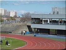 NT2774 : Meadowank Stadium by Richard Webb