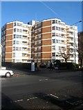 TQ2704 : Derek House, New Church Road, Aldrington, Hove by Simon Carey