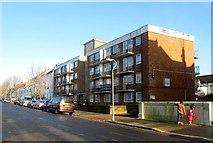 TQ2704 : Clarke Court, Walsingham Road, Aldrington, Hove by Simon Carey