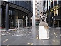 TQ3381 : The Square Mile in one day (winter 50) by Basher Eyre