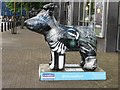 NZ2464 : Great North Snowdog Newcastle.United.Inspired, St James' Park, Newcastle upon Tyne 1 by Graham Robson