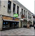 ST1876 : Apple Jacks, Church Street, Cardiff by Jaggery