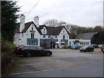 SJ6954 : Ye Olde Manor public house, Crewe by JThomas