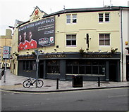 ST1876 : The City Arms, Cardiff by Jaggery
