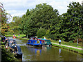 SJ6543 : Shropshire Union Canal near Audlem in Cheshire by Roger  Kidd