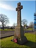 NS3975 : Boer War Memorial by Lairich Rig