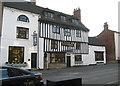 SK2128 : Dog & Partridge, Tutbury - Staffordshire by Martin Richard Phelan